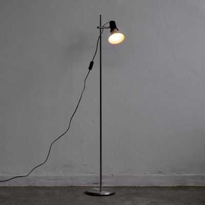 Vintage Swedish Floor Lamp 1970s for sale at Pamono