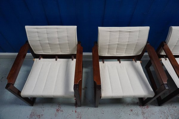 Canvas Chairs By Karin Mobring For Ikea