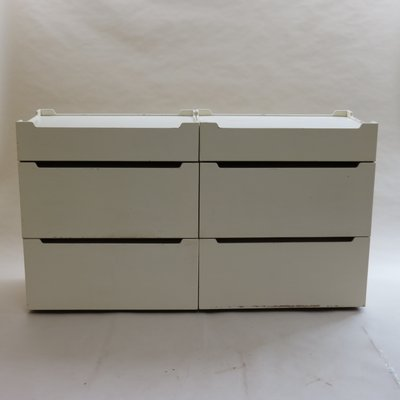 Switch Around Modular Chest Of Drawers Set By Christien 1970s 1