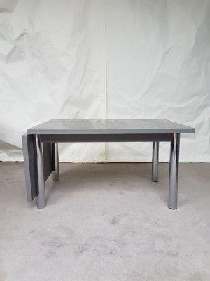 Ausziehbarer Mid-Century Esstisch mit Stühlen von Marcel Breuer für  Habitat, 1980er, 7er Set