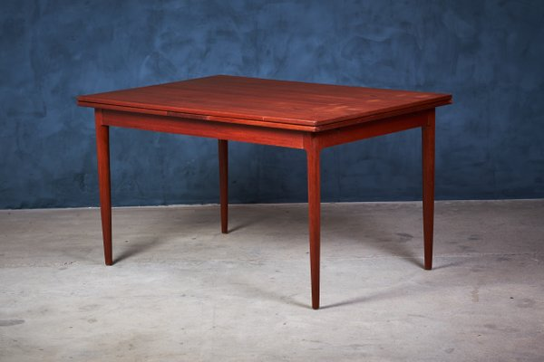 Danish Teak Dining Table By Niels Moller For J L Mollers 1960s For Sale At Pamono