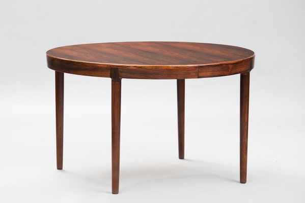 Mid Century Modern Rosewood Dining Table By No Møller For Jl