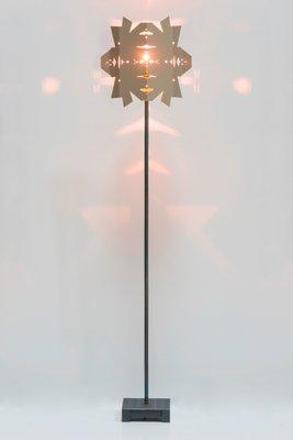 Paper Cut Floor Lamp by Kiki van Eijk & Joost van Bleiswijk The Exceptional