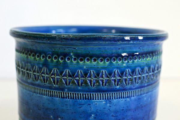 Vintage italian cache pot from ceramiche flavia for sale at pamono