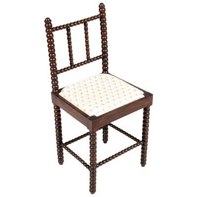 Ordinaire 18th Century Florentine Turned Walnut Chairs, Set Of 2