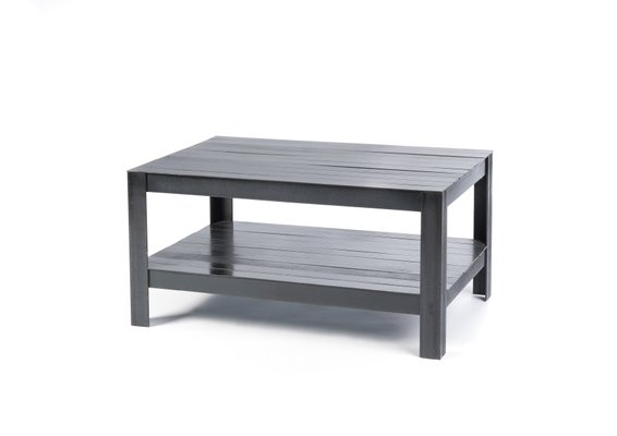 Heavy Metal Double Coffee Table By Kiki Van Eijk Joost Bleiswijk The Exceptional