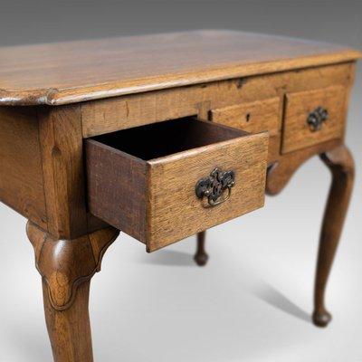 Tavolino Basso Antico.Tavolino Basso Antico In Quercia Regno Unito Inizio Xx Secolo
