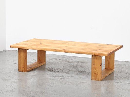 Pine Coffee Table By Ate Van Apeldoorn