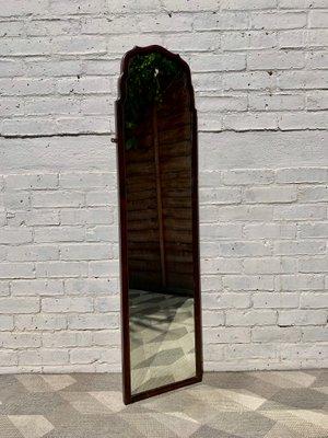 Antique Queen Anne Style Mirror 2