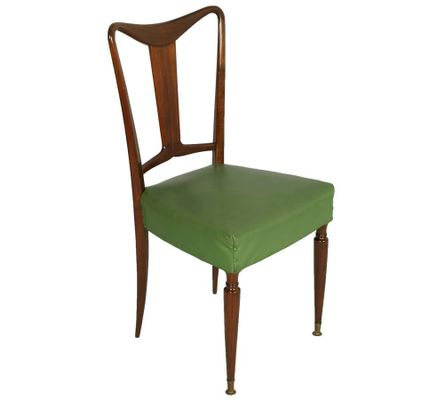 Mid Century Italian Cantù Dining Room Table Chairs Set For Sale At