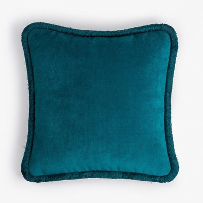 Cuscini Verde Tiffany.Cuscino Happy Pillow Frame Verde Acqua Di Lo Decor In Vendita Su