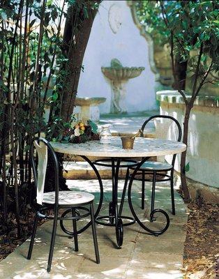 Agata Mosaik Stuhl Von Egram Bei Pamono Kaufen