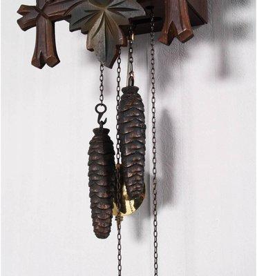 Cuckoo Bird Call Carved Wood