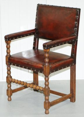 Cool Brown Leather Solid Oak Dining Chairs 1900S Set Of 8 Creativecarmelina Interior Chair Design Creativecarmelinacom