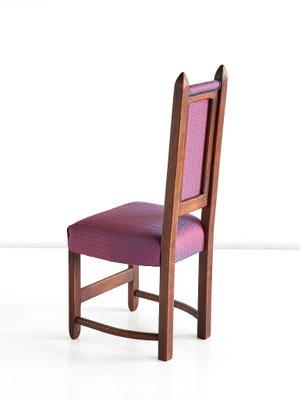Dutch Art Deco Chair, 1920s