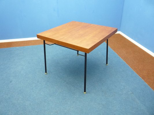 Pliante en TeckAllemagne1960s Pliante Table en TeckAllemagne1960s Table Pliante Table HW2ED9I