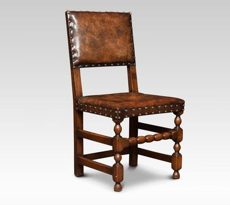 Fabulous Antique Carved Oak Dining Chairs Set Of 6 Caraccident5 Cool Chair Designs And Ideas Caraccident5Info