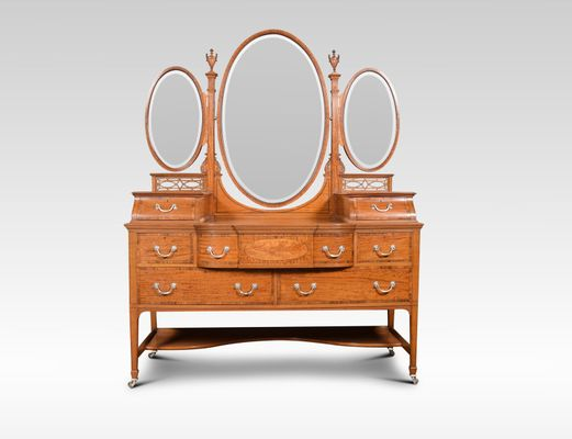Antique Satinwood Dresser Antique Furniture
