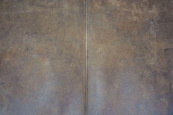 4974c171c2b37f Tappetino da ginnastica vintage in pelle, anni '40 in vendita su Pamono