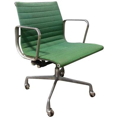 Green Desk Chair from Herman Miller, 1958