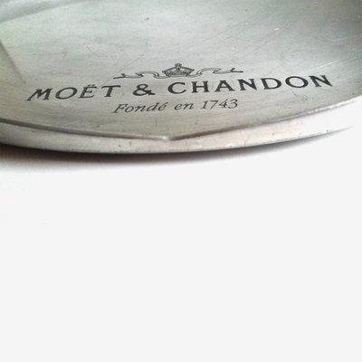 Metal Tray Moet /& Chandon
