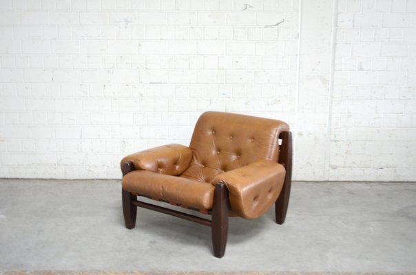 Cool Mid Century Brazilian Lounge Chair Ibusinesslaw Wood Chair Design Ideas Ibusinesslaworg