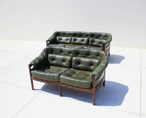 Tremendous Vintage Sofa Loveseat Set By Arne Norell For Coja 1960S Uwap Interior Chair Design Uwaporg