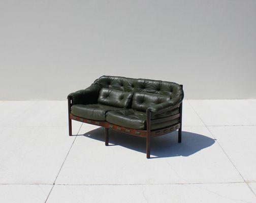 Awe Inspiring Vintage Sofa Loveseat Set By Arne Norell For Coja 1960S Uwap Interior Chair Design Uwaporg