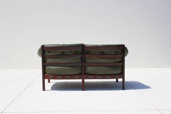 Fabulous Vintage Sofa Loveseat Set By Arne Norell For Coja 1960S Uwap Interior Chair Design Uwaporg