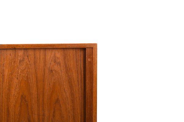 Admirable Mid Century Vinyl Record Cabinet By Kai Kristiansen For Feldballes Mobelfabrik Download Free Architecture Designs Scobabritishbridgeorg