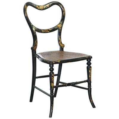 Chippendale George Iii Tapestry Upholstered Mahogany Chair C19th dining Desk Up-To-Date Styling