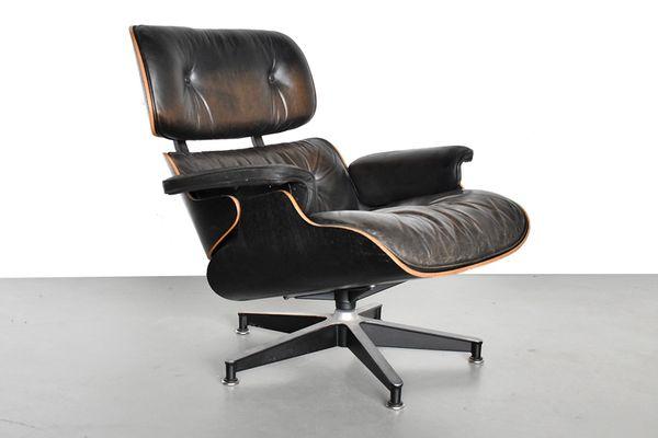 Strange Swivel Chair By Charles Ray Eames For Herman Miller 1970S Dailytribune Chair Design For Home Dailytribuneorg