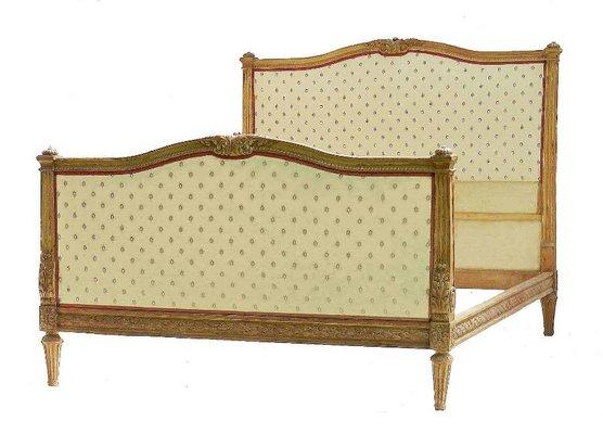 f4cd8e5dfb Antikes französisches Bett, 1850er bei Pamono kaufen
