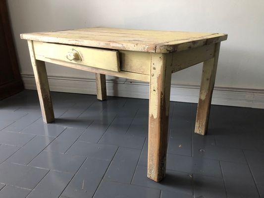 Table De Table Ferme Basse De VintageFrance Basse WIE29eYbDH