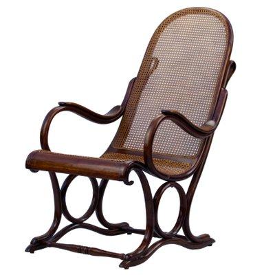 1 Easy Chair By Michael Thonet For Gebrüder Thonet Vienna GmbH, 1890s