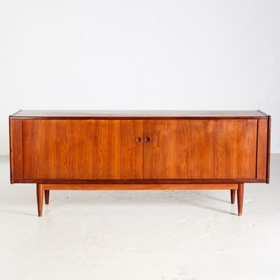 Mid Century Danish Teak Sideboard 1960s For Sale At Pamono