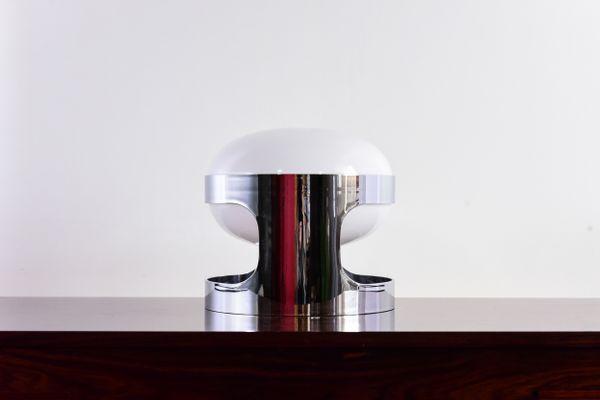 Lampe de bureau kd 27 par joe colombo pour kartell 1960s en vente