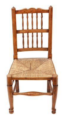 De À Salle Antique Chaise Orme Manger Victorienne En b76gfy