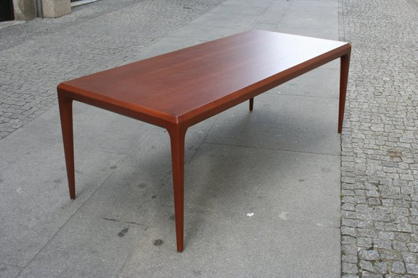Coffee Table By Johannes Andersen 1960s For Sale At Pamono