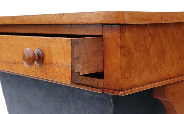 Antique Maple Sewing Table