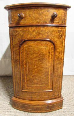 Tables De En Noyer1860sSet 2 Chevet Victoriennes mwvN8nO0