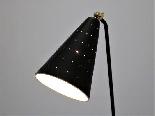 Mid Century Modern Floor Lamp By Svend Aage Holm Sorensen 1950s