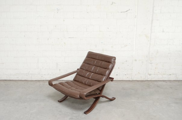 Flex Lounge Chair By Ingmar Relling For Westnofa 1960s For Sale At Pamono