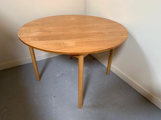 Vintage Elm Dining Table From Ercol 1960s 1