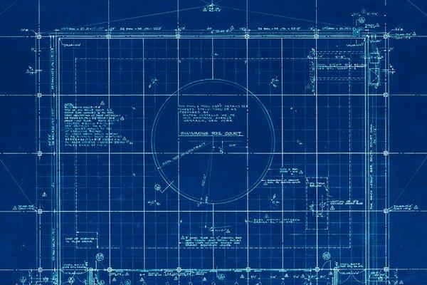 Mies Van Der Rohe Design Philosophy.Blueprint Of 4000 N Charles Baltimore By Mies Van Der Rohe 1964