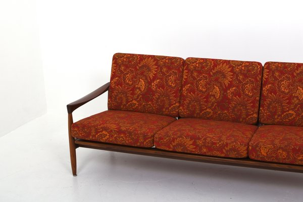 Sofá Kolding de Erik Wørts para Ikea, años 50