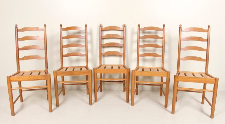 Excellent Vintage Pine Dining Table Set From Ercol Alphanode Cool Chair Designs And Ideas Alphanodeonline