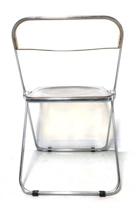 Superb Pila Folding Chair By Giancarlo Piretti For Anonima Castelli 1960S Caraccident5 Cool Chair Designs And Ideas Caraccident5Info
