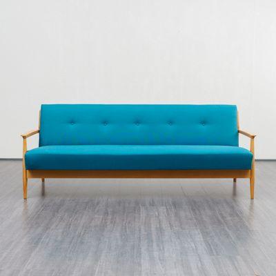 Surprising Cherry Sofa Bed 1960S Ibusinesslaw Wood Chair Design Ideas Ibusinesslaworg