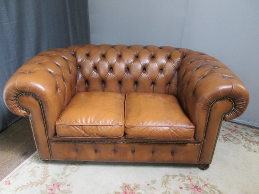 Pleasing Vintage Chesterfield Leather Sofa Home Interior And Landscaping Oversignezvosmurscom